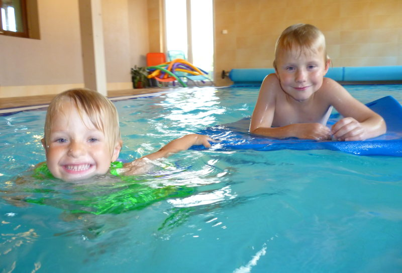 Kapička dětský plavecký klub bazén