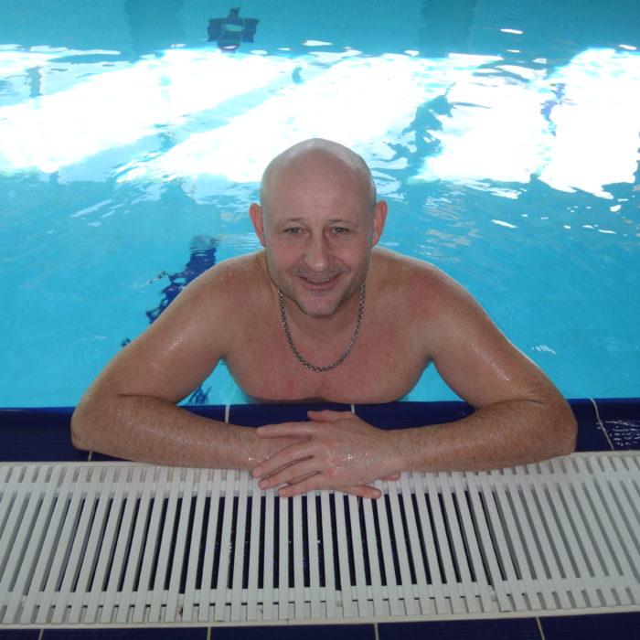 Kapička dětský plavecký klub instruktor